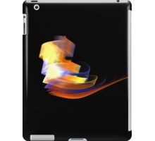 Orange Caldera iPad Case/Skin