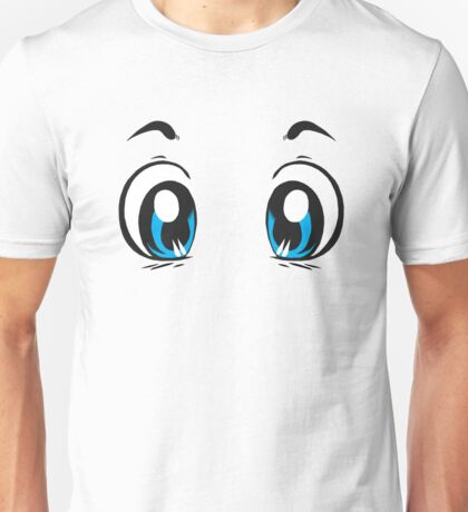 Kawaii-Eyes 1 Unisex T-Shirt
