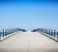 Saltburn Pier by Phillip Shannon