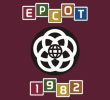 Epcot Blocks by AngrySaint