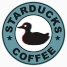 Starducks Coffee 3D by Barbo