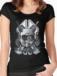 Halo legacy Women's Fitted Scoop T-Shirt