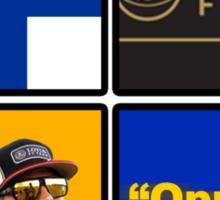 Mr. Kimi Raikkonen Sticker