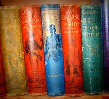 Books at Hay 3 by katacharin