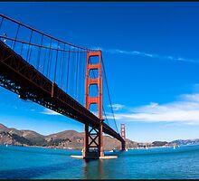 Golden Gate Bridge by asainter