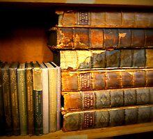 Books at Hay 5 by katacharin