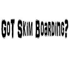 Skim Boarding by greatshirts