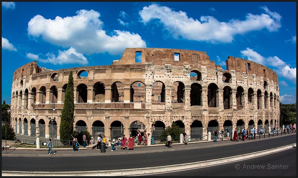 Colosseum by asainter