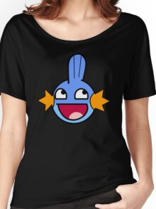'Epic' Mudkip Women's Relaxed Fit T-Shirt