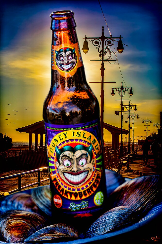Coney Island Beer by Chris Lord