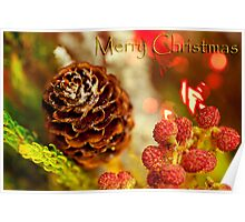 Pining For Christmas Poster