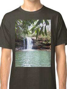 Wilderness Waterfall Classic T-Shirt