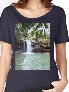 Wilderness Waterfall Women's Relaxed Fit T-Shirt