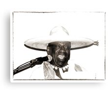 Jimmy Mamou  Metal Print