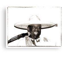 Jimmy Mamou  Canvas Print