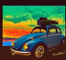 VW Surf Rod by ChasSinklier
