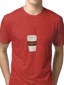 Beckett coffee Tri-blend T-Shirt