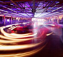 Dodgems (Yarm Fair) by PaulBradley
