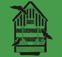 Bat House (in black) by fixtape