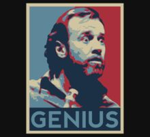 Genius George by e4c5