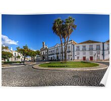 Arco da Vila Poster