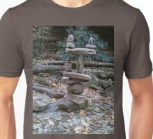 Awesome Stacked River Rock Tower  Unisex T-Shirt