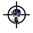 Chibi Hawkeye by artwaste
