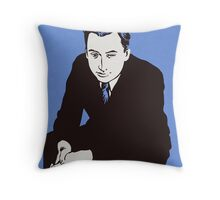 Roland Barthes Throw Pillow