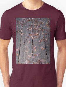 Weathered Boardwalk Hiking Trail T-Shirt