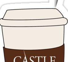 Castle coffee Sticker