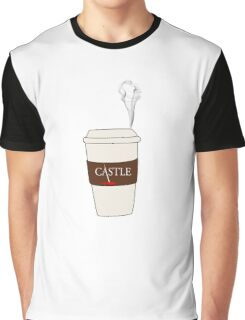 Castle coffee Graphic T-Shirt