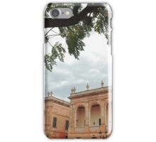 The historic centro de Cuitadella iPhone Case/Skin