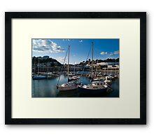 Torquay Framed Print