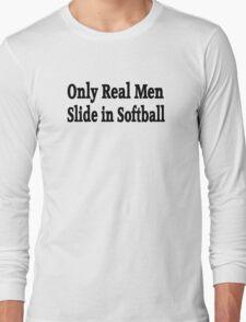 Softball Long Sleeve T-Shirt