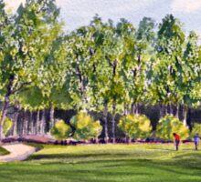 Pinehurst Golf Course Sticker