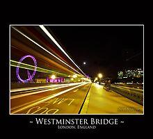Westminster Bridge by amieanderson