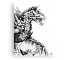 Alduin, the World Eater Metal Print