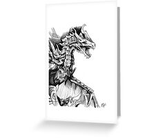 Alduin, the World Eater Greeting Card