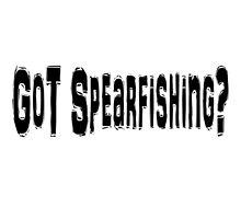 Spearfishing by greatshirts