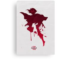 Witch - The Hero Collection Canvas Print