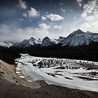 Icefields Parkway by amieanderson
