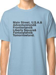 The Kingdom's Lands Classic T-Shirt