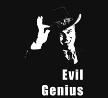 J.R. - Evil Genius (by request) by blazebyrne