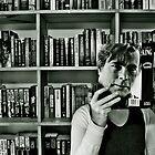 Stephen King by KateJasmine