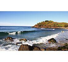 Surfing Cabarita Photographic Print