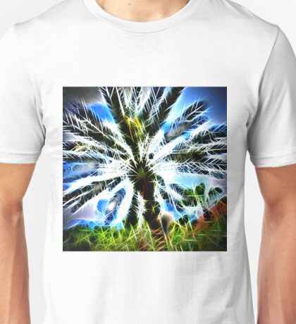 Exploding Spikes and Hearts Unisex T-Shirt