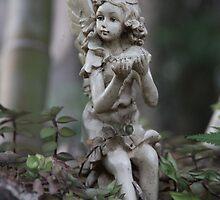 Garden Fairy  by aussiebushstick
