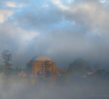 Palace in the Fog by David Denny
