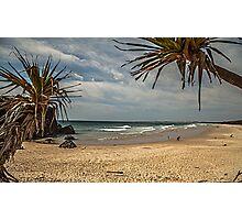 Dreamtime Beach Fingal Head Photographic Print