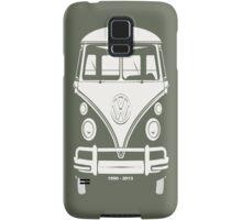 VW BUS, 1950-2013  Samsung Galaxy Case/Skin